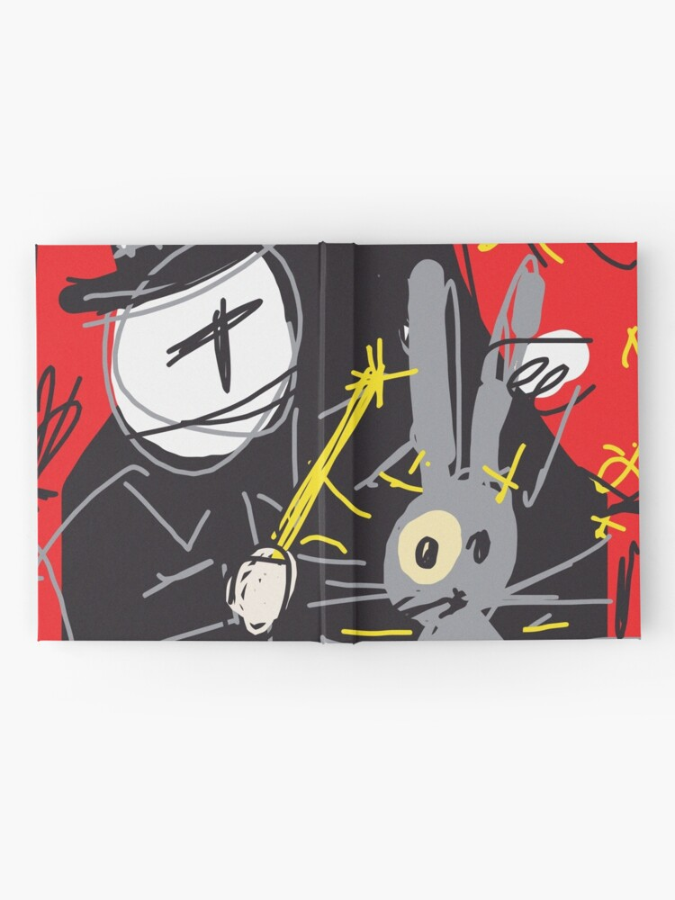 Alternate view of Magic Trick Hardcover Journal