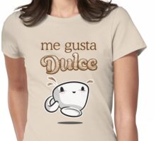 me gusta dulce Womens Fitted T-Shirt