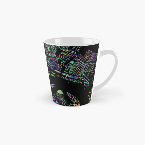 Rotterdam City of Colours (without text) Tall Mug
