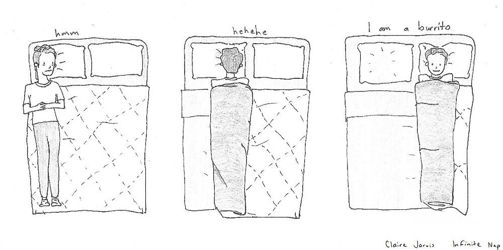 Comic #3 - Burrito by infinitenap
