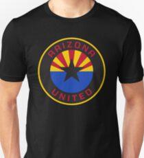 Arizona United // America League // PCGD Unisex T-Shirt