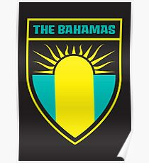 The Bahamas // America Leauge // PCGD Poster