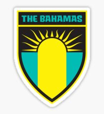 The Bahamas // America Leauge // PCGD Sticker