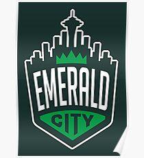 Emerald City // America League // PCGD Poster