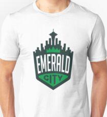 Emerald City // America League // PCGD Unisex T-Shirt