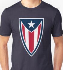 Puerto Rico // America League // PCGD Unisex T-Shirt