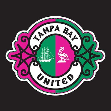 Tampa Bay United // America Leauge // PCGD by pcgdstudios