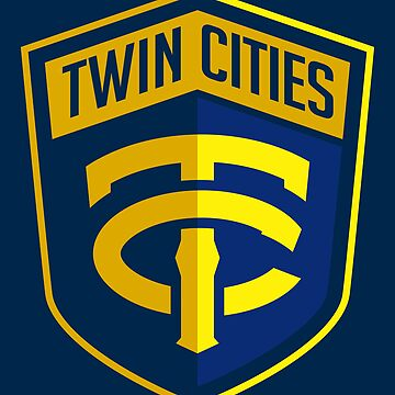 Twin Cities // America League // PCGD by pcgdstudios
