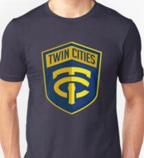Twin Cities // America League // PCGD Unisex T-Shirt