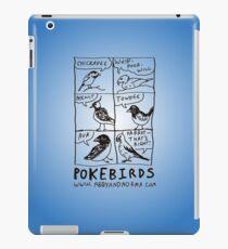 Pokebirds iPad Case/Skin