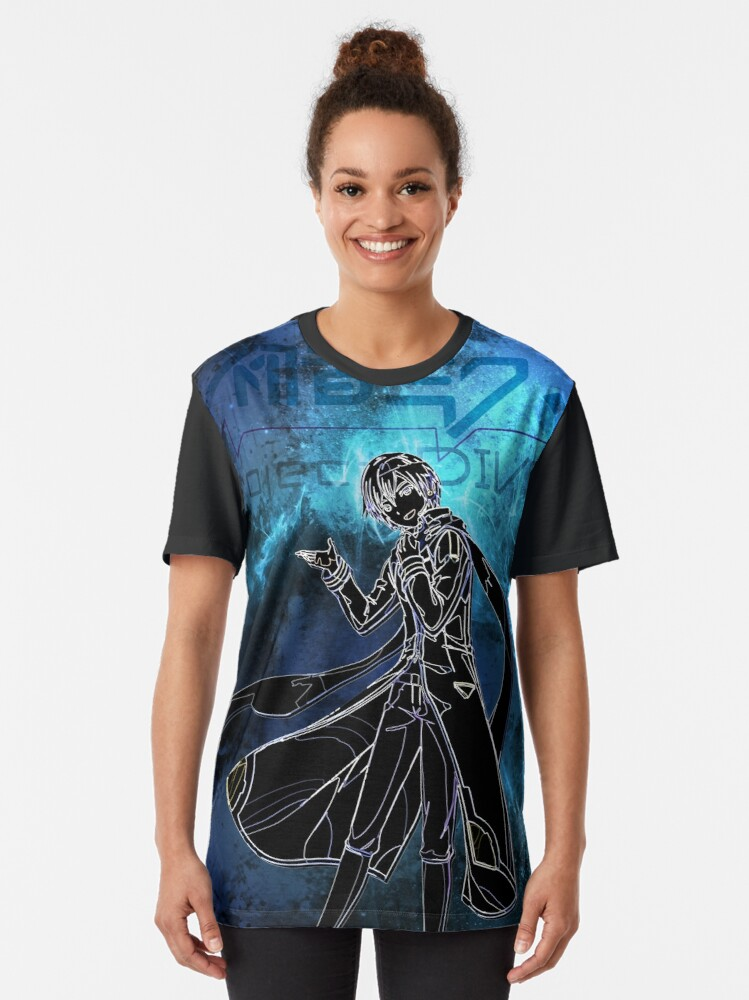Alternate view of Project Kaito Awakening Graphic T-Shirt