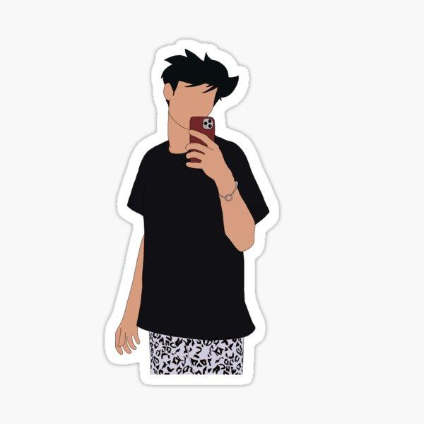 tik tok Sticker
