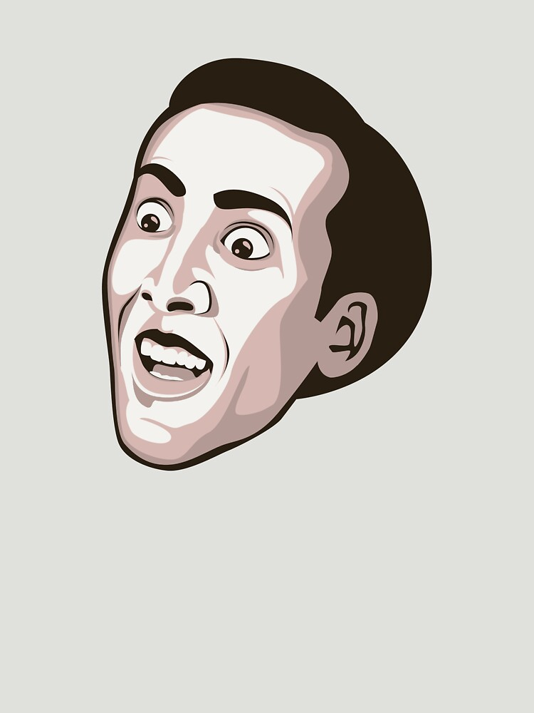 Nicolas Cage - Faces Of Awesome by FacesOfAwesome