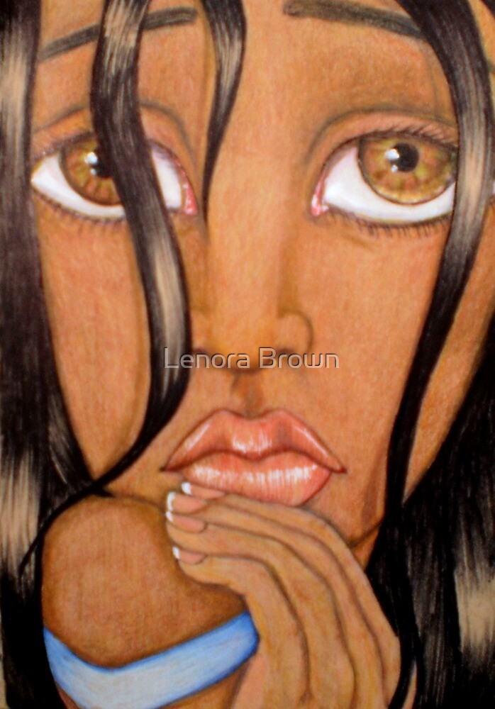 Forlorn by Lenora Brown