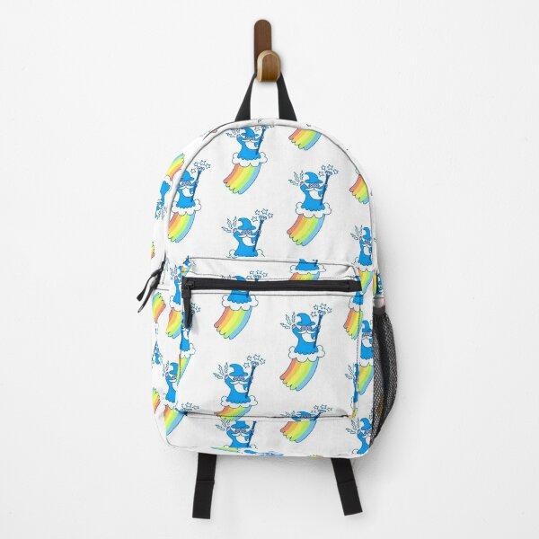 Rainbow Wizard Backpack