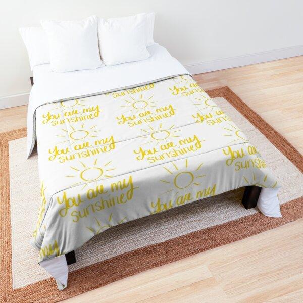 You Are My Sunshine Comforter