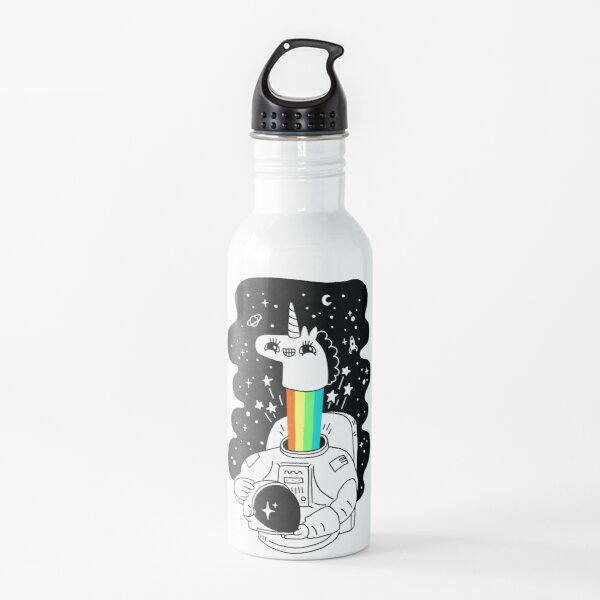 See You In Space! Water Bottle