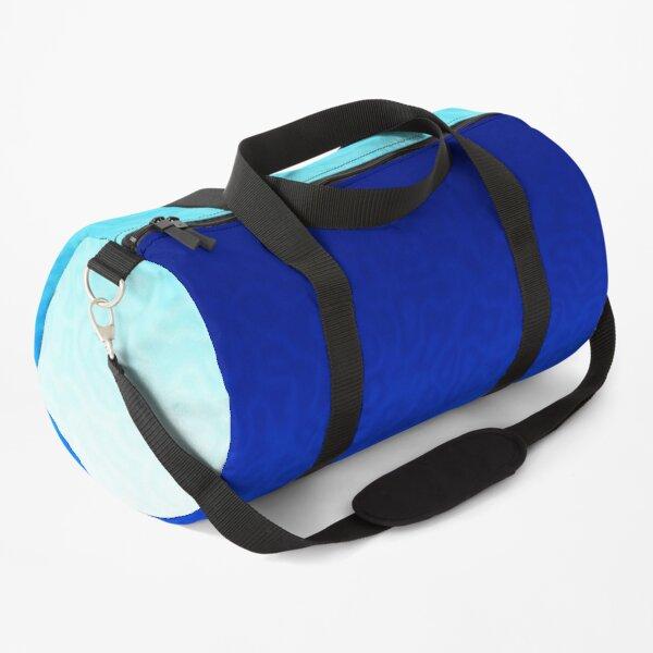 Brash & Sassy Blue Duffle Bag