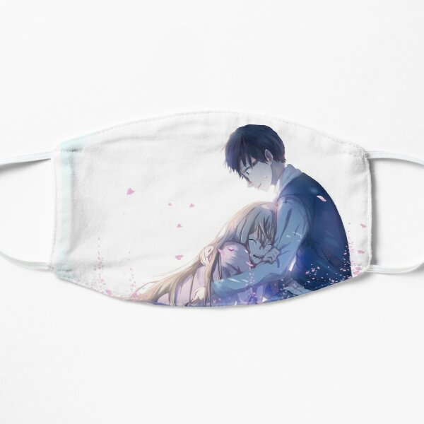 Uso your lie in april face mask Mask