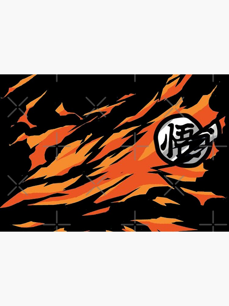 Son goku-dragon ball Z by Desibeau