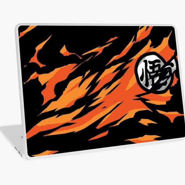 Son goku-dragon ball Z Vinilo para portátil