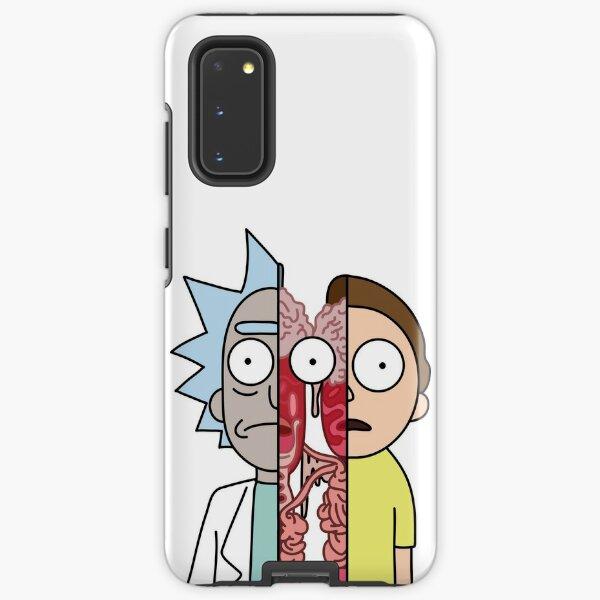 Rick and Morty Samsung Galaxy Tough Case