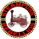 Steampunk Rebellion by Tickleart