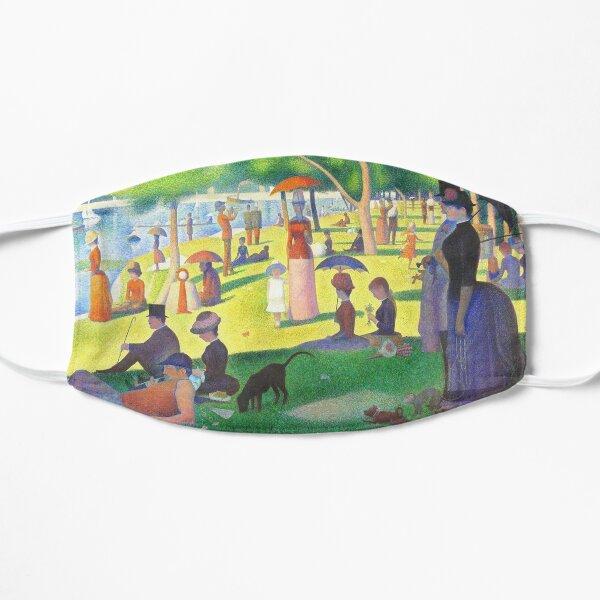 Georges Seurat A Sunday On La Grande Jatte Mask