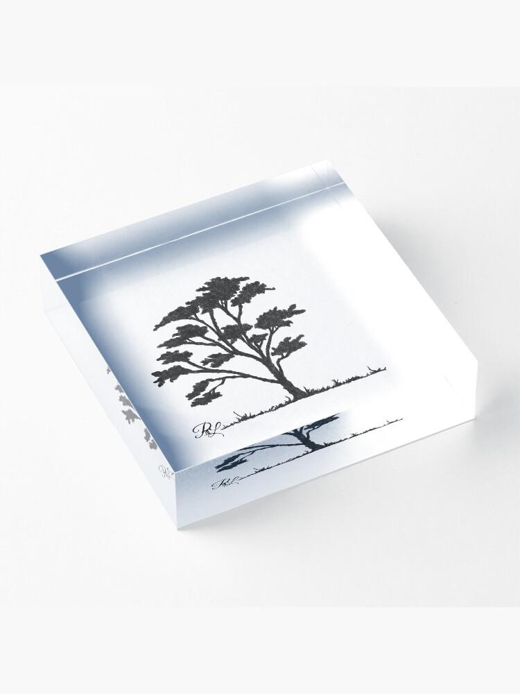Alternate view of Tamarind Tree  Acrylic Block