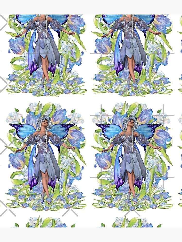 Flower Fairy  by LoneAngel