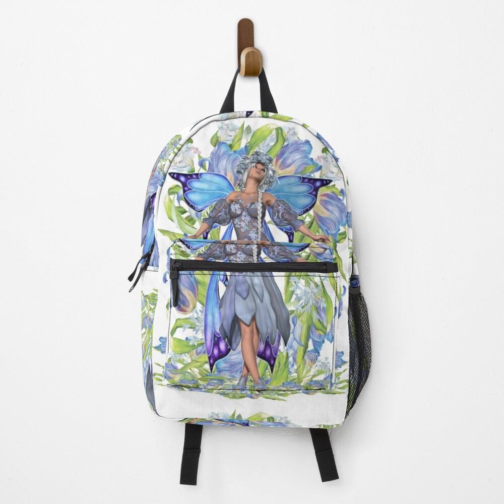 Flower Fairy  Backpack
