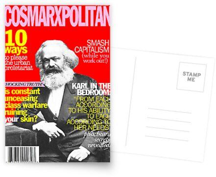 Cosmarxpolitan Issue 1 von cosmarxpolitan