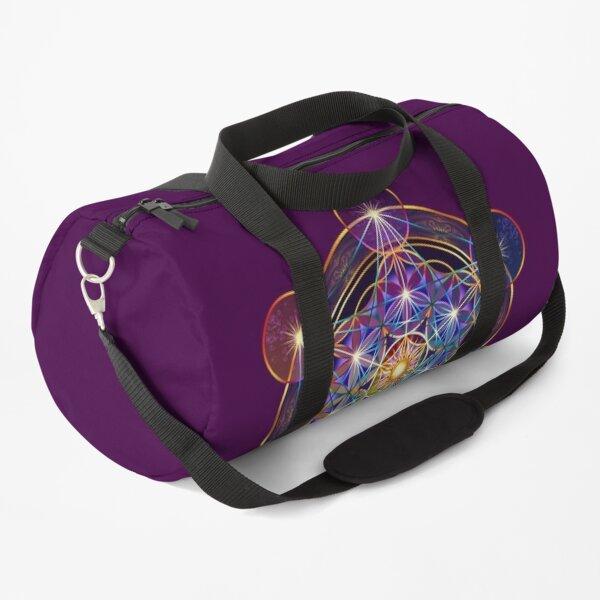 Metatron's Cube Merkabah Duffle Bag