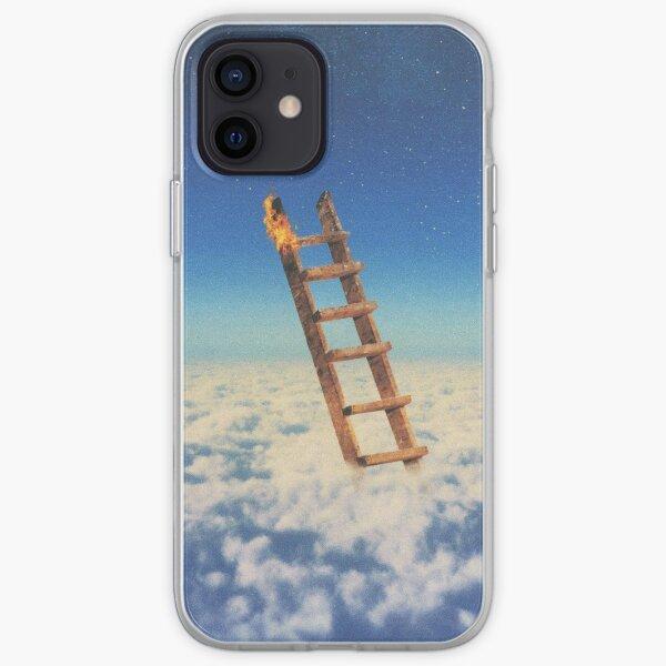 ALTO EN LA HABITACIÓN Funda blanda para iPhone
