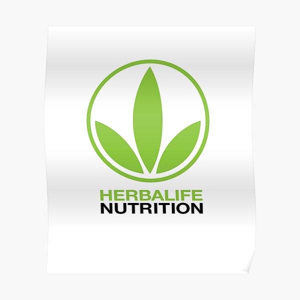 Logotipo de Herbalife Póster