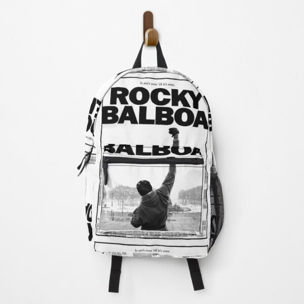 Rocky movie champion Backpack