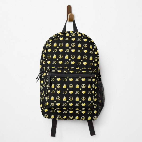 Jojo's Bizarre Adventure Pattern Backpack