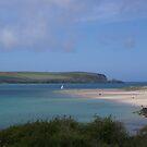 Rock Beach, Cornwall by ruleamon