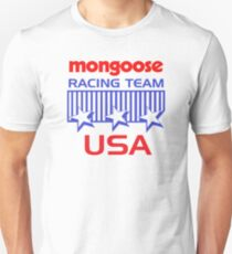 Mongoose Racing Unisex T-Shirt