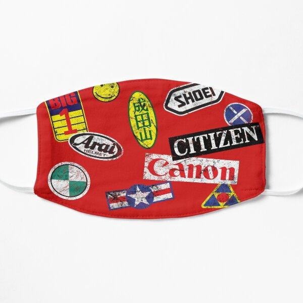 AKIRA stickers mask Flat Mask