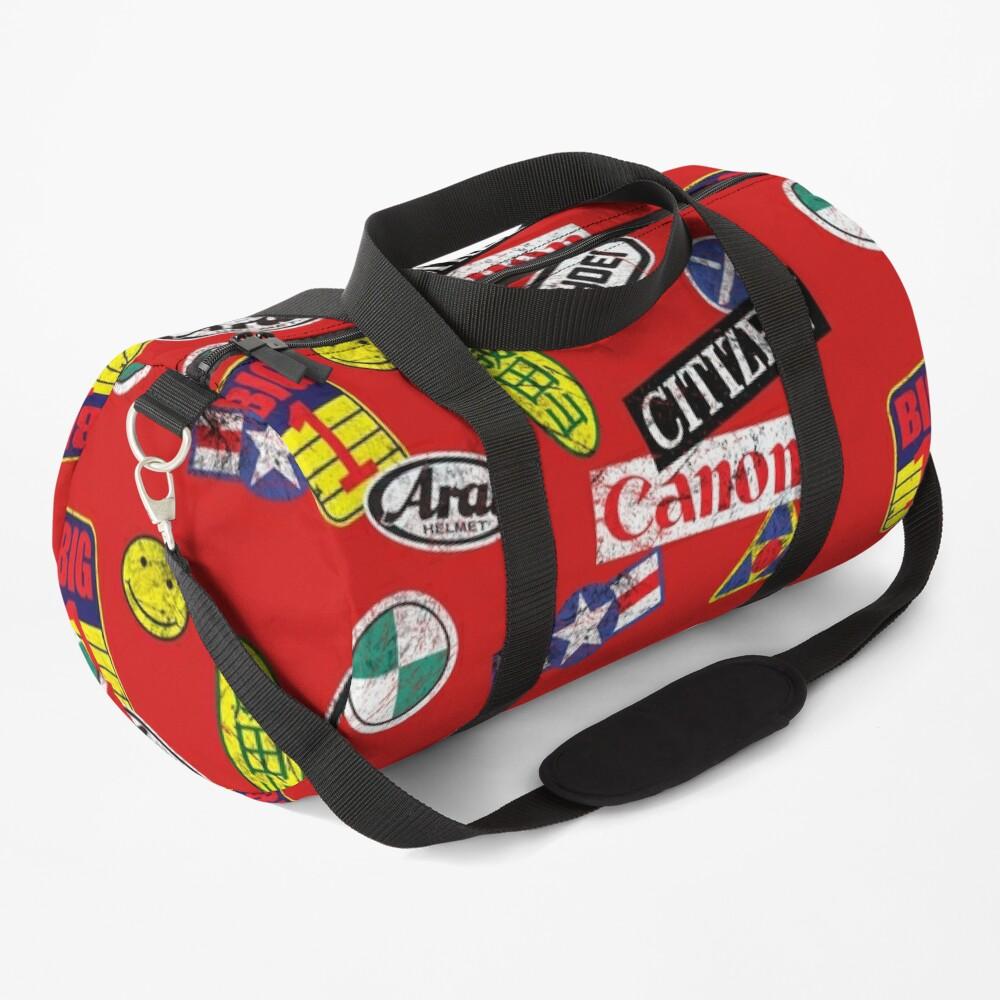 AKIRA stickers mask Duffle Bag