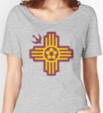 Albuquerque // America League // PCGD Women's Relaxed Fit T-Shirt