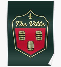 The Ville // America League // PCGD Poster