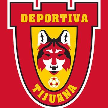 Deportiva Tijuana // America League // PCGD by pcgdstudios