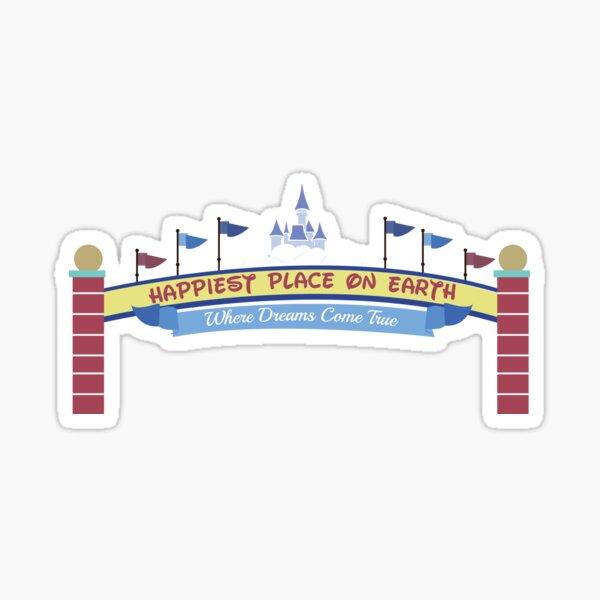 Magical Gate Sticker
