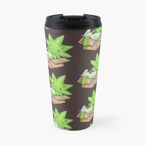 Kush Kitty Travel Mug