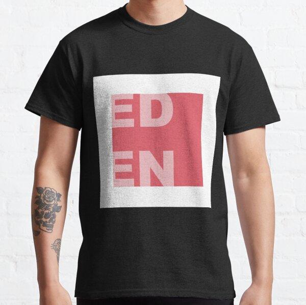 Eden original - A bold, pink design inspired by the original garden Classic T-Shirt