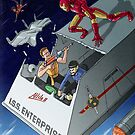 Iron Man vs Mirror Trek by andyjhunter