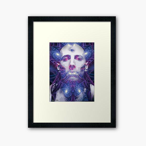 Maynard (TOOL, APC, Puscifer) Art Framed Art Print