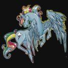 Rainbow Dash by Jamie McCall